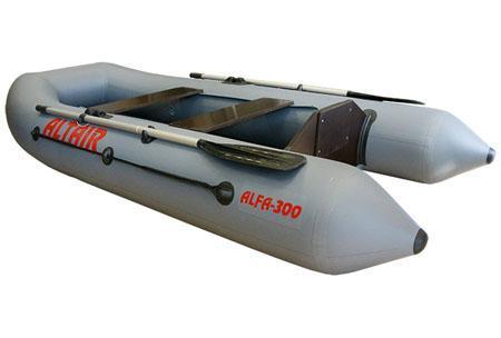 Надувная ПВХ лодка «Alfa 300»