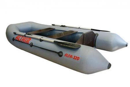 Надувная лодка «Alfa 320»