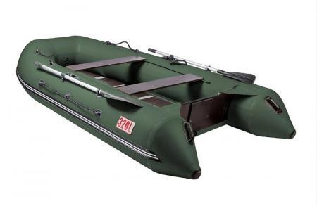 Надувная лодка «Алтай 320L»