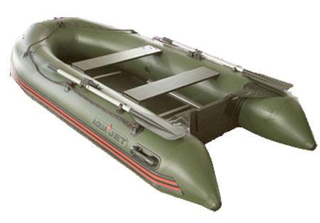 Надувная ПВХ лодка «Aqua-Jet ME 300»