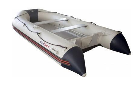 Надувная ПВХ лодка «Aqua-Jet ME 360»