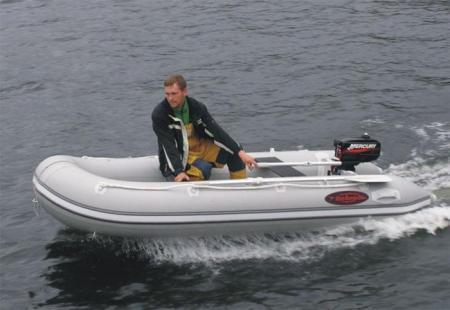 Надувная лодка «Beluga Silver 330»/«Korsar John Silver 330»