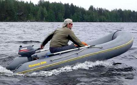 Надувная лодка «Catfish 310»