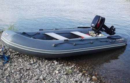 Надувная лодка «Кайман N 330»