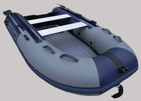 Надувная лодка с НДНД «ДМБ Омега 270»