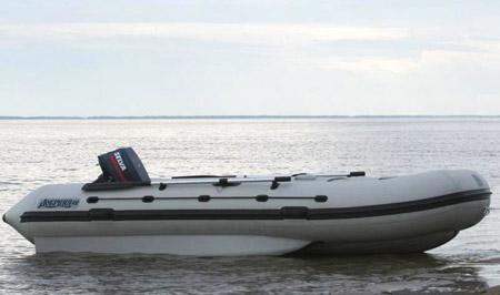 Надувная лодка «Добрыня 400»