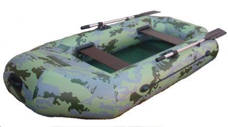 Надувная ПВХ лодка «Двина 22»