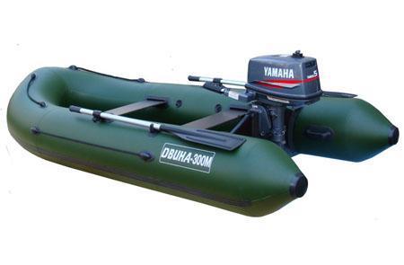 Надувная лодка «Двина 300»