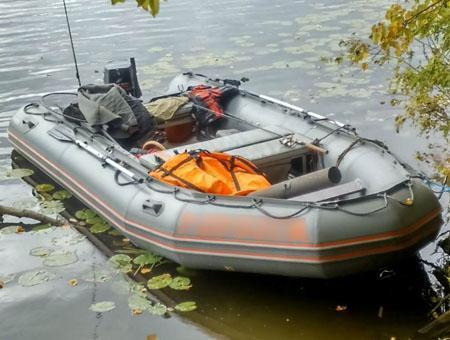 Надувная ПВХ лодка «Фаворит F 470»