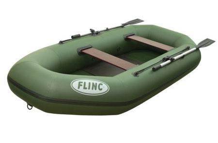 Надувная ПВХ лодка «Flinc F 260»