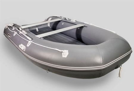 Надувная ПВХ лодка «Gladiator E350»