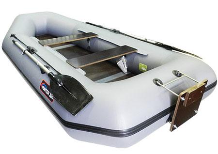 Надувная ПВХ лодка Хантер 300