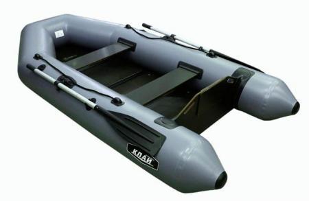 Надувная лодка «Клай 270»