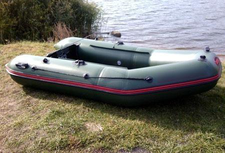 Надувная ПВХ лодка «Botsman BSN 280»