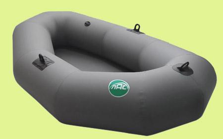 Надувная ПВХ лодка «ЛАС 1»