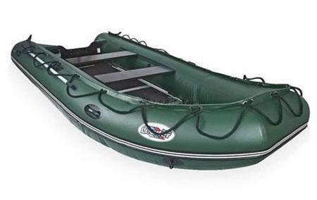 Надувная лодка «Лидер 430»