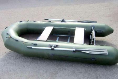 Надувная ПВХ лодка «Муссон М 2800»