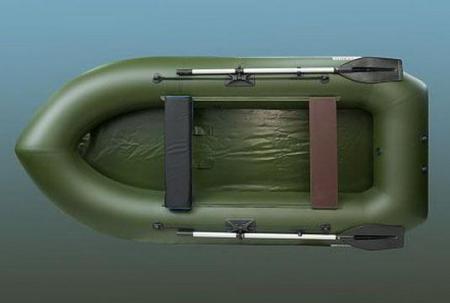 Надувная ПВХ лодка «Муссон К 280»