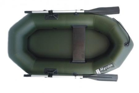 Гребная надувная ПВХ лодка «Муссон R 220»