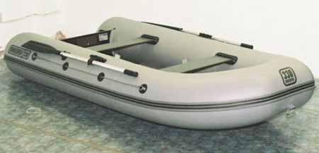 Надувная лодка «Навигатор 330»