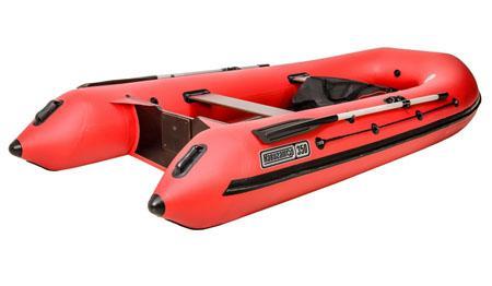 Надувная ПВХ лодка «Навигатор 350»