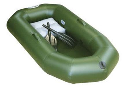 Легкая одноместная надувная лодка «Оникс С 190»