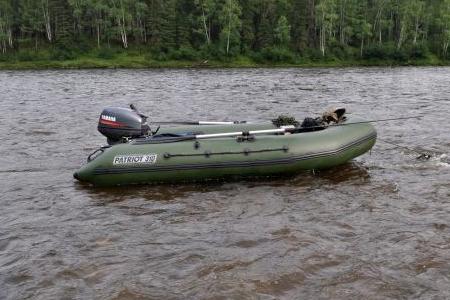Надувная лодка «Патриот 310»