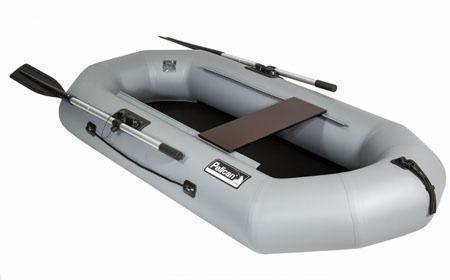 Одноместная гребная надувная ПВХ лодка «Пеликан 215»