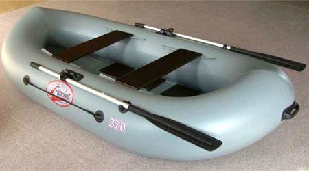 Надувная ПВХ лодка «Питер-Бот Л270»
