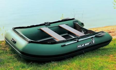 Надувная ПВХ лодка «Polar Bird 300M» серии «Кречет» (Merlin)