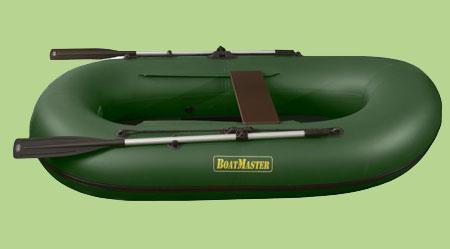 Надувная ПВХ лодка «BoatMaster 250 Эгоист»