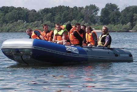 Надувная лодка «Aquilon 600»