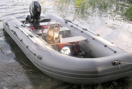 Надувная ПВХ лодка «Посейдон PN 500»