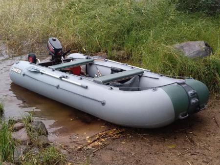Надувная лодка «Ракета РЛ-380»