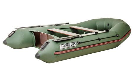 Универсальная надувная ПВХ лодка «Скайра 295»