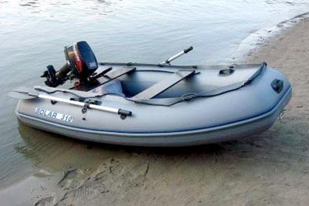 Надувная ПВХ лодка «Солар 310»