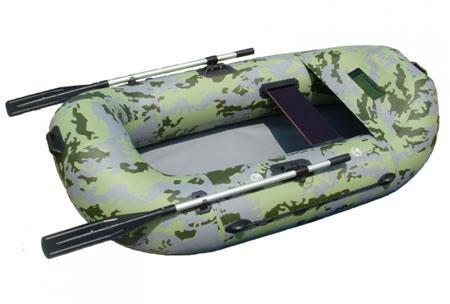 Надувная ПВХ лодка «Тайфун 1,5»