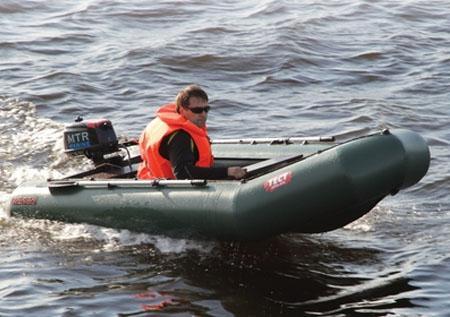 Надувная лодка «Тайга 340»