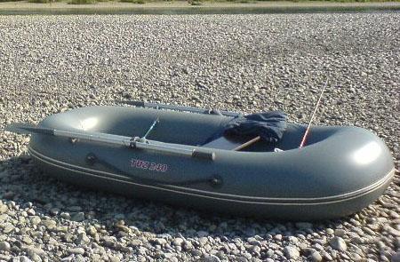 Компактная надувная лодка «Tuz 240»
