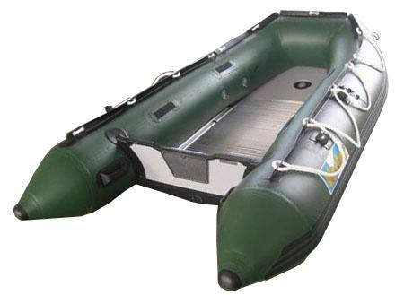 Надувная лодка «Vector XHD 290»
