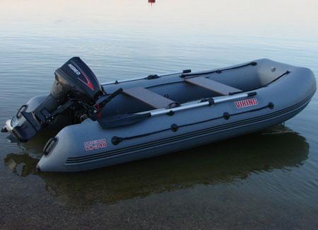 Надувная ПВХ лодка «Викинг 340»
