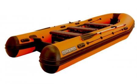Надувная лодка «Витязь 430»