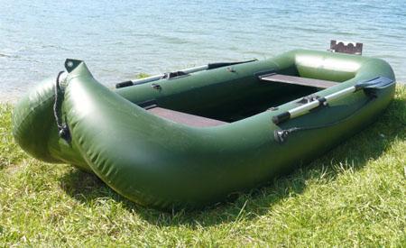 Надувная лодка «Волна 2П»