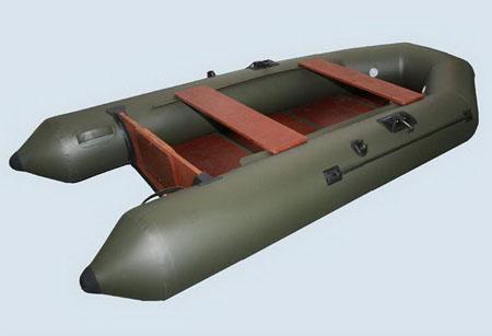 Надувная лодка Вятка ВМ-280