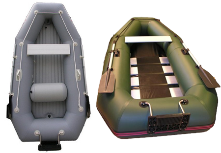 Надувная ПВХ лодка «Aqua-Jet IB/IPB 300»