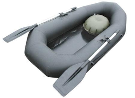 Надувная ПВХ лодка «Компакт 200»
