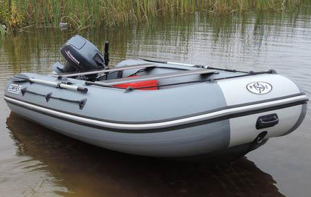 Надувная ПВХ лодка «CompAs 350»