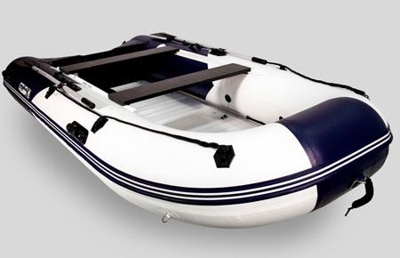 Надувная ПВХ лодка «Gladiator 270»