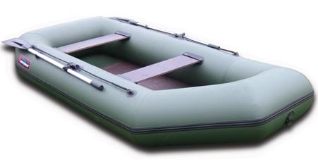 Надувная ПВХ лодка «Хантер 280»