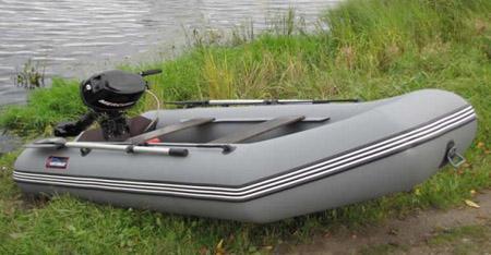 Надувная ПВХ лодка «Хантер 320»